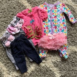 Other - Baby girl 3-6 months clothing lot